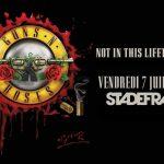 Dans la jungle du Stade de France avec les Guns N'Roses