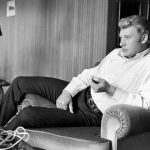 Johnny Hallyday, la Ford et la K7