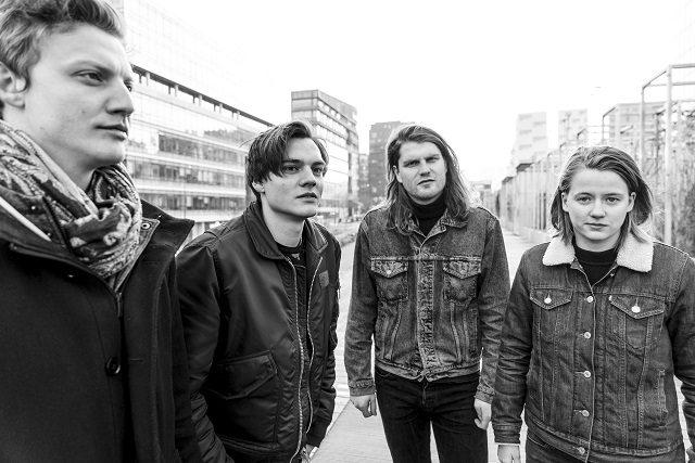 Le quatuor français Pogo Car Crash Control sera présent au Hellfest !