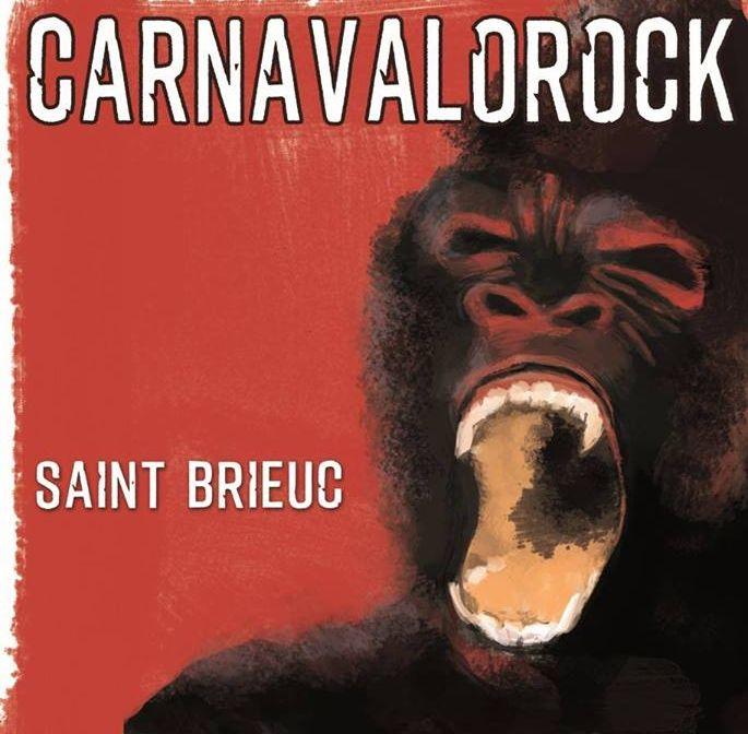 Un festival de hardrock à Saint-Brieuc